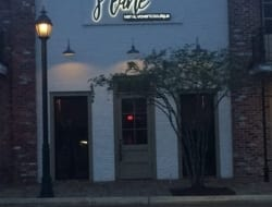 Front Lit Lightbox and Reverse Lit Channel Letters for our friends at J Lane Boutique