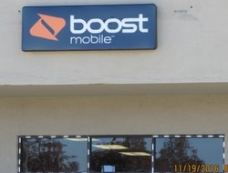 Installing a new light box for Boost Mobile
